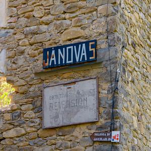 Ghost Village of Jánovas