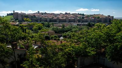 Avila, Spain - 2015