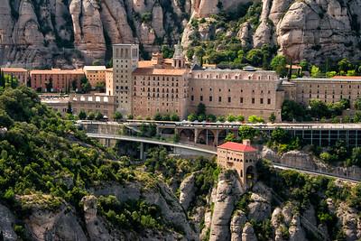 Montserrat, Spain - 2015