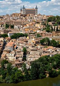 Toledo, Spain - 2015