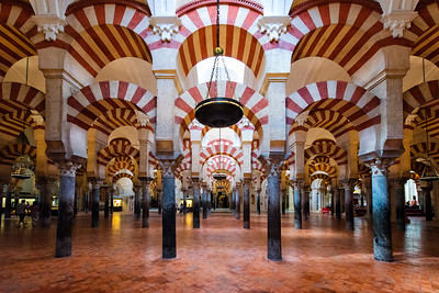 The Great Mosque of Cordoba, Spain - 2015