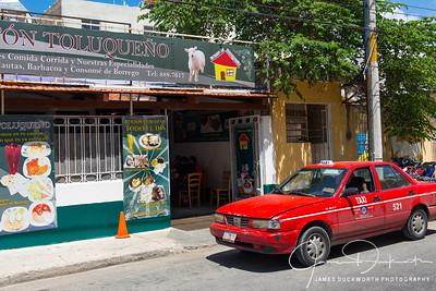 Streets of Cancun 2307