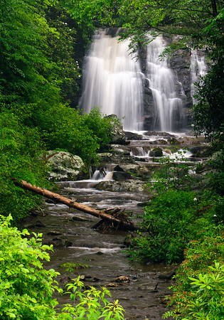 Meigs Falls - Great Smoky Mountains National Park