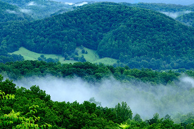 Foothills Parkway - Great Smoky Mountains National Park
