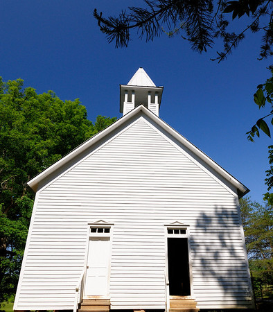 Cades Cove Methodist Church - Great Smoky Mountains National Park