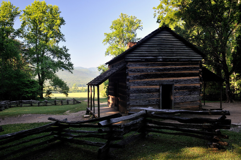 Cades Cove - Great Smoky Mountains National Park