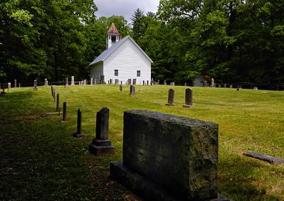 Cades Cove Church