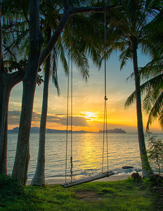Sunrise, Ko Yao Noi Island, Thailand - 2015