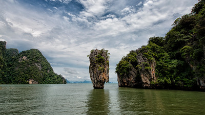 James Bond Island, Phang Nga Bay, Thailand - 2015