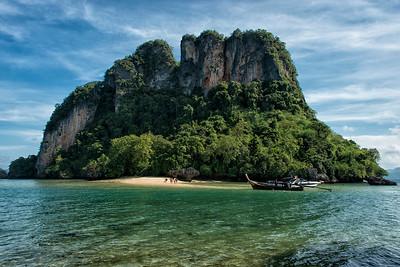 Koh Phak Bia, Andaman Sea, Thailand - 2015
