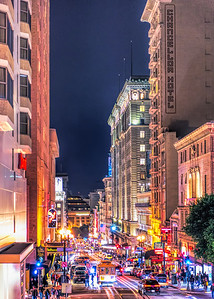 Powell Street, San Francisco