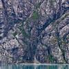 Glacier Bay National Park on the West Coast of Alaska above the Inside Passage.