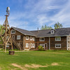 Rita's Roadhouse living history museum and Alaska state park near Fairbanks, Alaska.