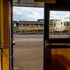 Alaska Railroad Anchorage train depot in Anchorage, Alaska.