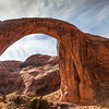 Rainbow Bridge National Monument is the world's largest known natural bridge. It is sacred to the members of several Native American tribes.