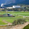 United States Air Force Academy at Colorado Springs, Colorado.