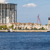 Downtown Jacksonville, Florida on the St Johns River.