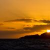 Maui Sunset in Hawaii.