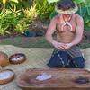 Old LaHaina Luau in LaHaina on the island of Maui in Hawaii.