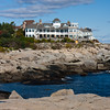 Resort on the Rugged Coast of Maine, near York on the Cape Neddick peninsula.