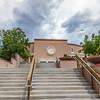 New Mexico Capitol building in Santa Fe.