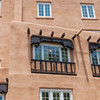 Art and Architecture in Santa Fe, New Mexico.