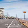 Galveston Seawall Boulevard, scenic drive along the resort area at the Galveston Seawall.