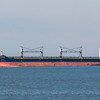 Tanker ship in Galveston Bay