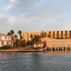 Resort Hotels in Port Aransas Harbor, Port Aransas, Texas.