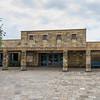 Visitor Center at Mission San Jose in San Antonio