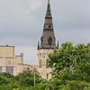 Historic St. Joseph's Catholic Church in downtown San Antonio.