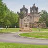 Mission Concepcion in San Antonio.