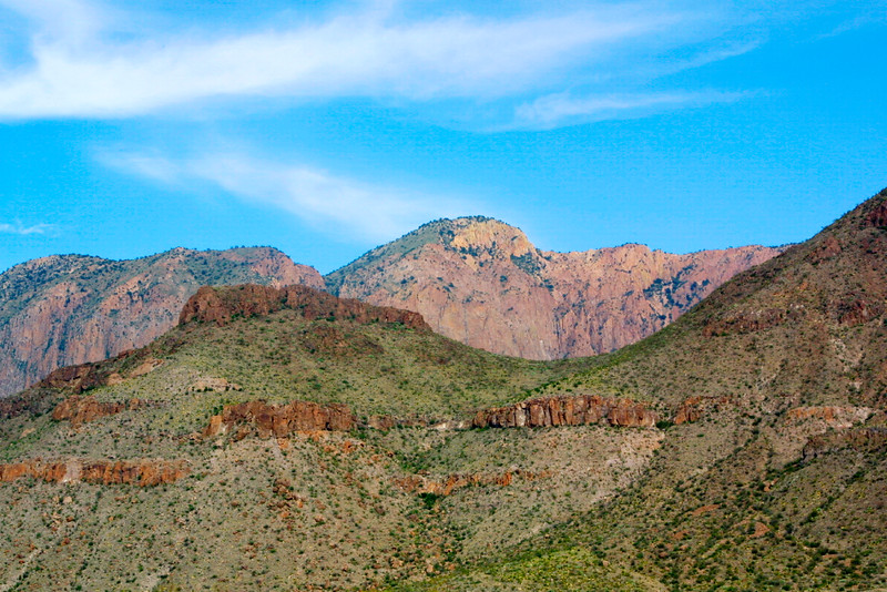 Big Bend National Park in Texas.