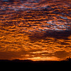 Sunrise near Alpine, Texas.