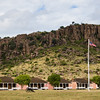 Fort Davis National Park, near the town of Fort Davis in West Texas.