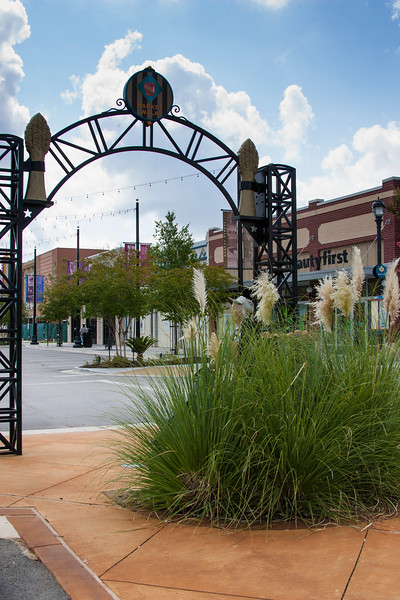 Market Street Center in The Woodlands, Texas.