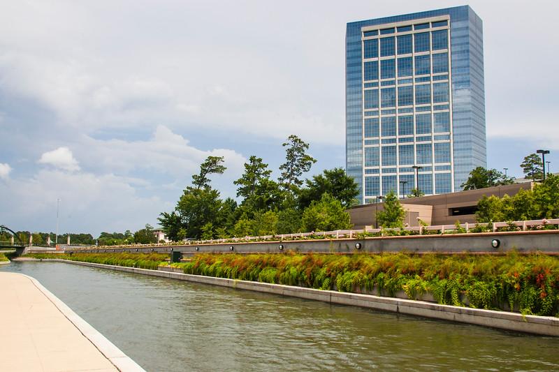 Anadarko Building in The Woodlands, Texas.
