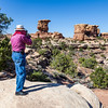 Needles District of Canyonlands National Park in Utah.
