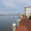 Vacation lodging and resorts on Chincoteague Island in Virginia.