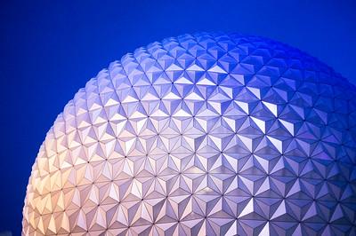 Spaceship Earth Dome