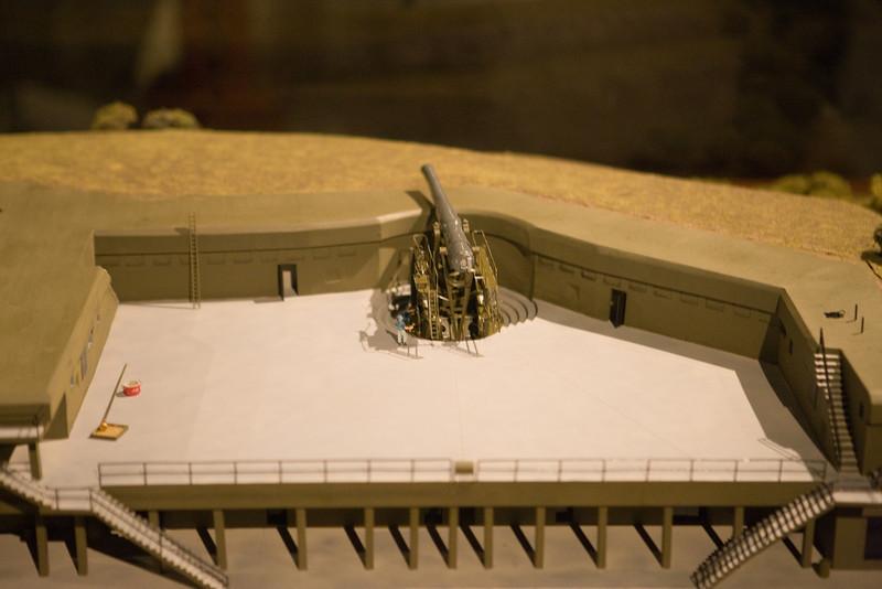 Model of Battry Randolph