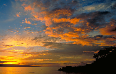 Sunset at Black Rock, Kaanapali