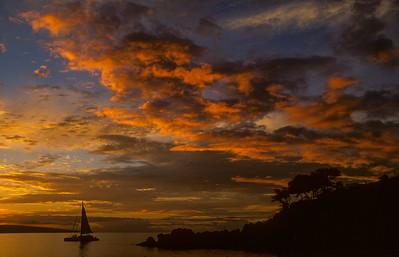 Black Rock Sunset, Kaanapali