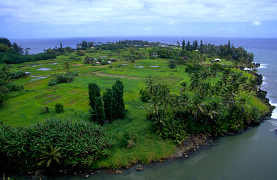 Keanae Peninsula