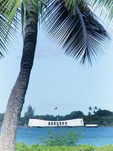 Pearl Harbor Memorial, USS Arizona