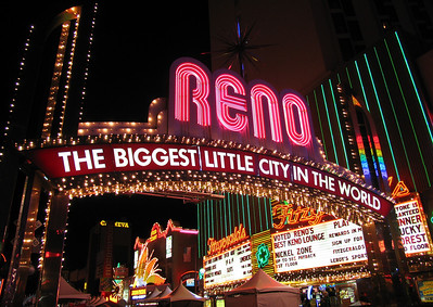 Neon Sign in Reno