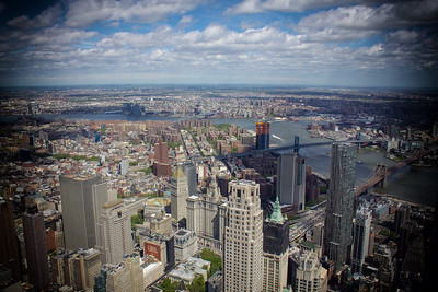 Metropolis - New York City Skyline