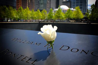 9-11 Memorial Wall