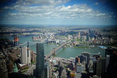Metropolis - New York City Skyline