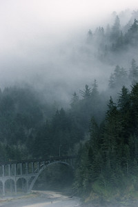 Bridge at Haceta Head